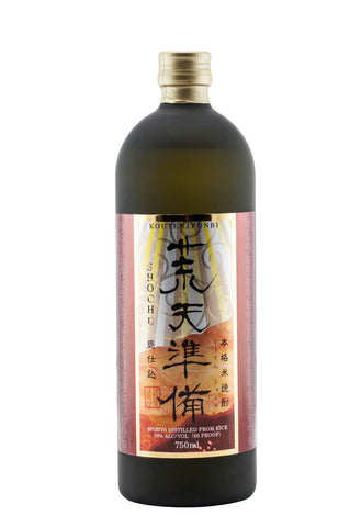 Kouten Jyunbi Kome Shochu 30% 750ml - singapore-sake