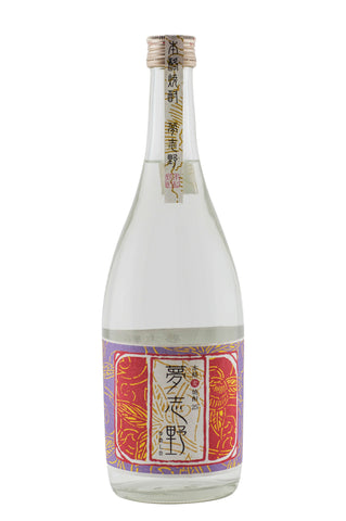 Yumeshino Mugi Shochu 25% 720ml - singapore-sake