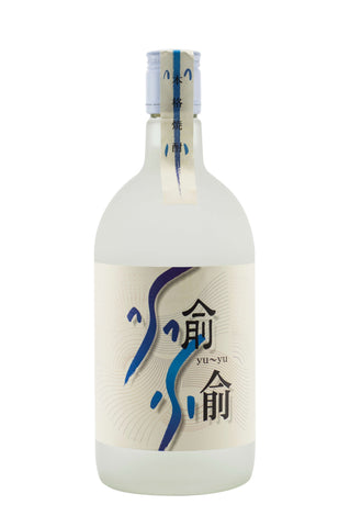 Yu-yu Mugi Shochu 20% 720ml - singapore-sake