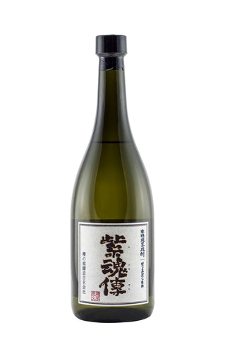 Shikonden Imo Shochu 25% 750ml - singapore-sake