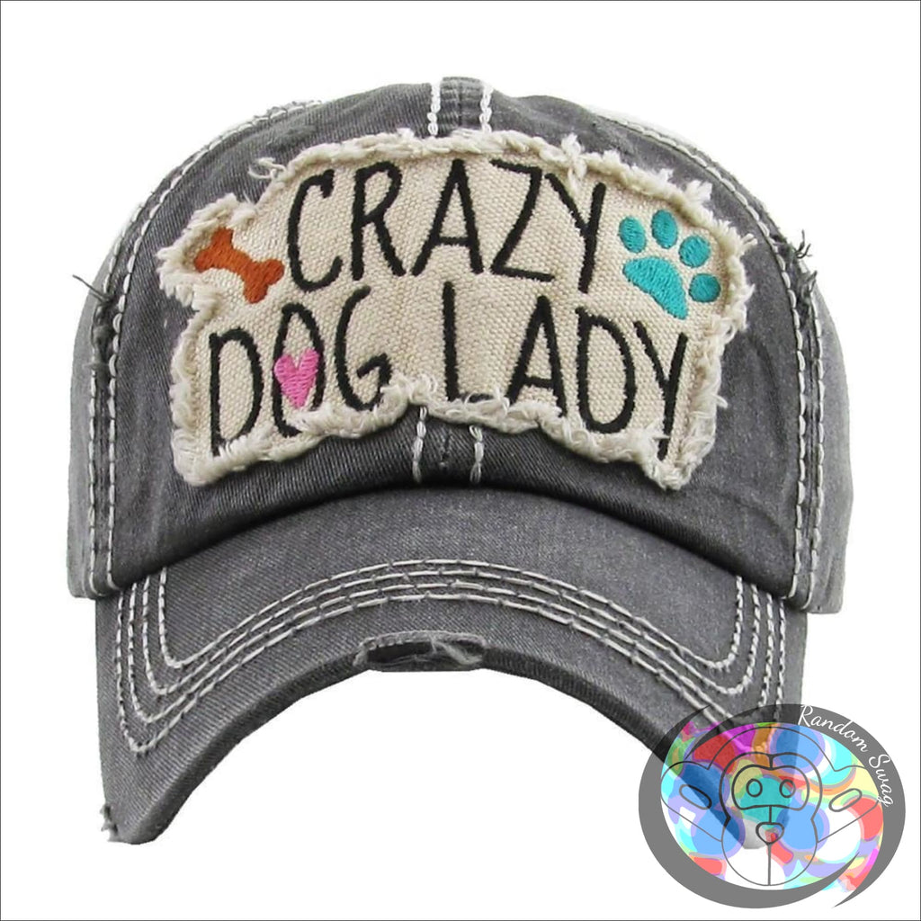 Crazy Dog Lady Cap - Hat