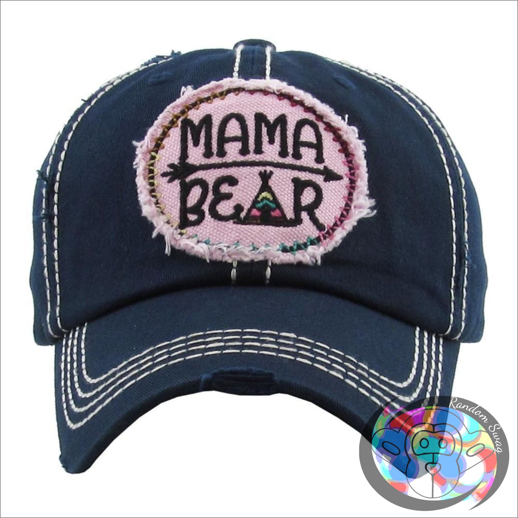 Mama Bear Cap - Hat