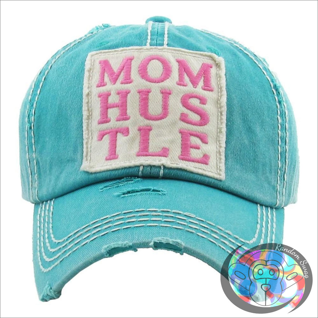 Mom Hustle Cap - Hat
