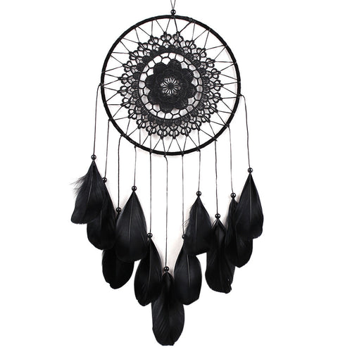 Pica Feather Indian Dream Catcher | Shop Elettra |