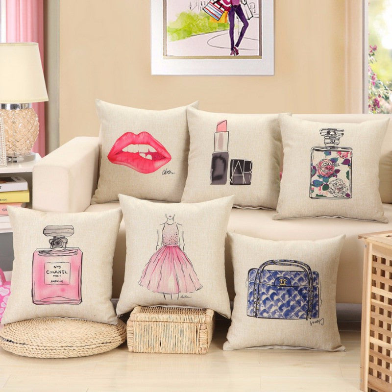 Chanel Bag Throw Pillow Cover | Shop Elettra |