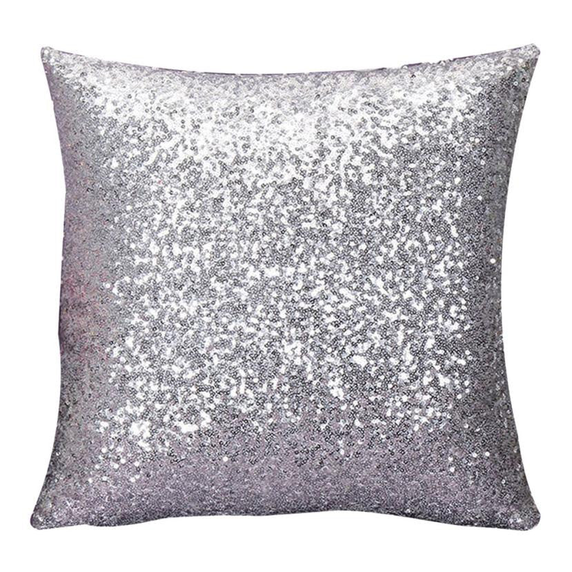 Sequin Throw Pillow Cover= | Shop Elettra |