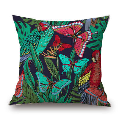 Tropical Paradise 18 x 18 Pillow Cove | Shop Elettra |