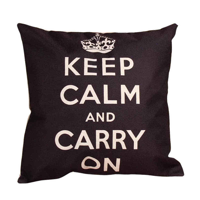 Queen Crown Throw Pillow Cover | Shop Elettra |