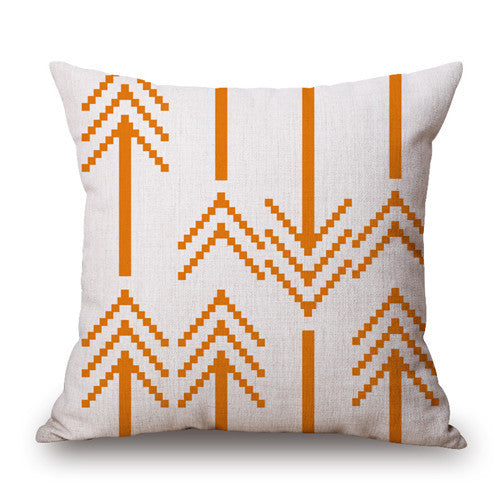 "Aztec Traveler 18"" Pillow Cover 