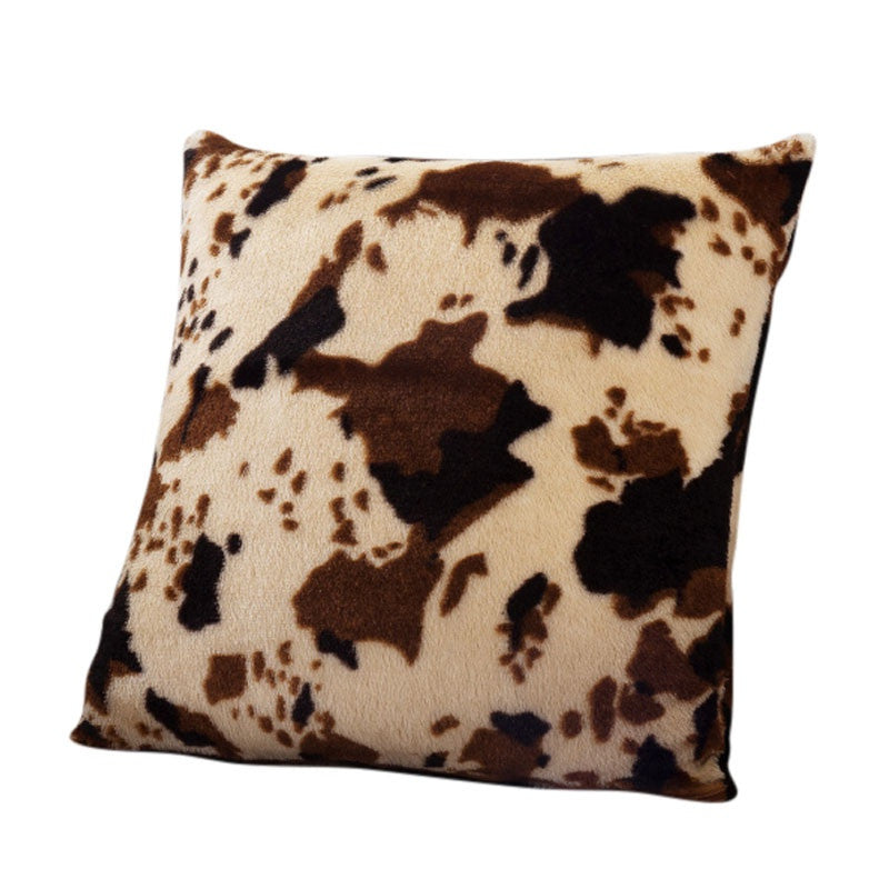 Light Leopard Throw Pillow Cover | Shop Elettra |