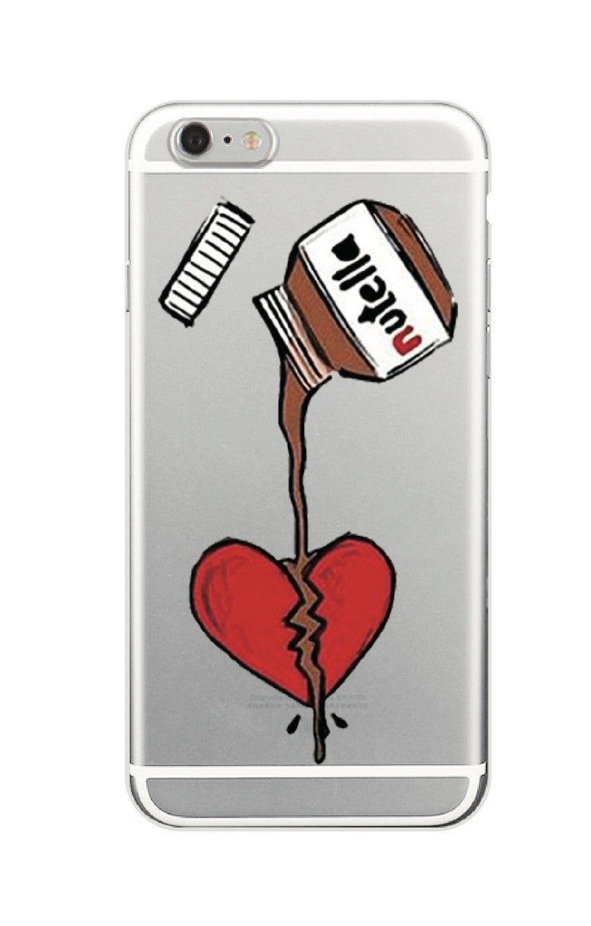 Nutella Lovin Phone Cases | Shop Elettra |