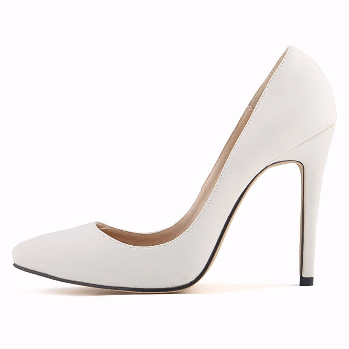 Go With The Flow Stiletto Heels | Shop Elettra |