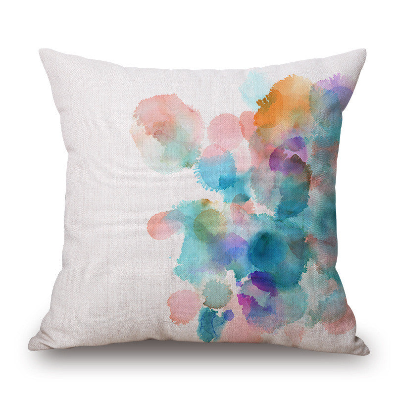Heart of Art 18 x 18 Pillow Cover | Shop Elettra |