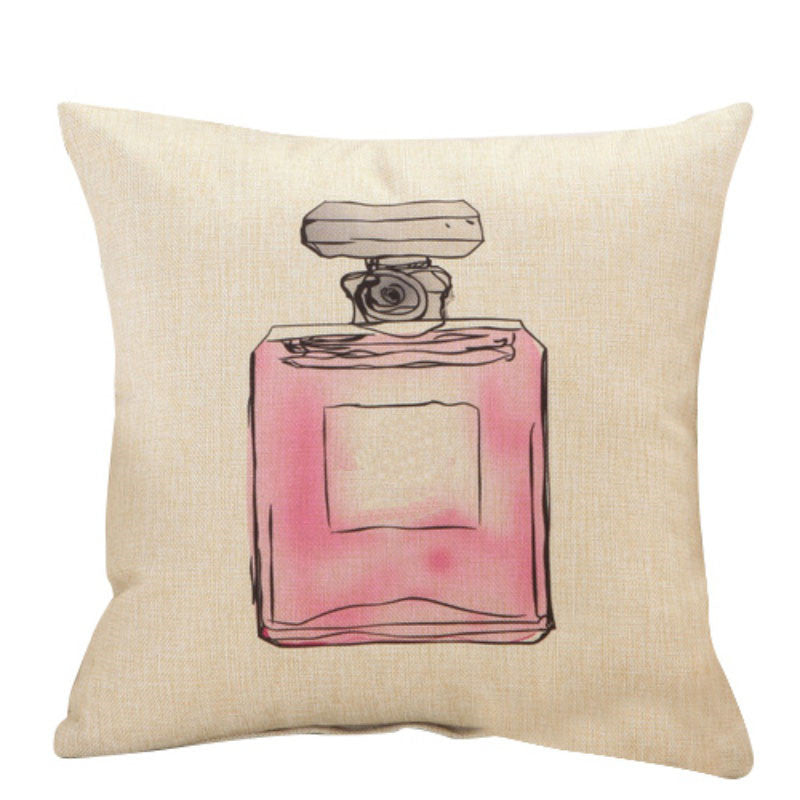 Sly Lips 18 x 18 Pillow Cover | Shop Elettra |