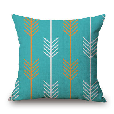 Pop Pip 18 x 18 Pillow Cover | Shop Elettra |