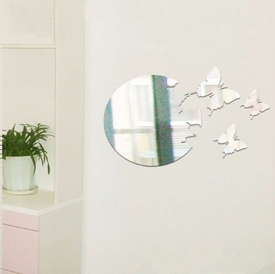 Sweet Butterfly Mirror Wall Art | Shop Elettra |