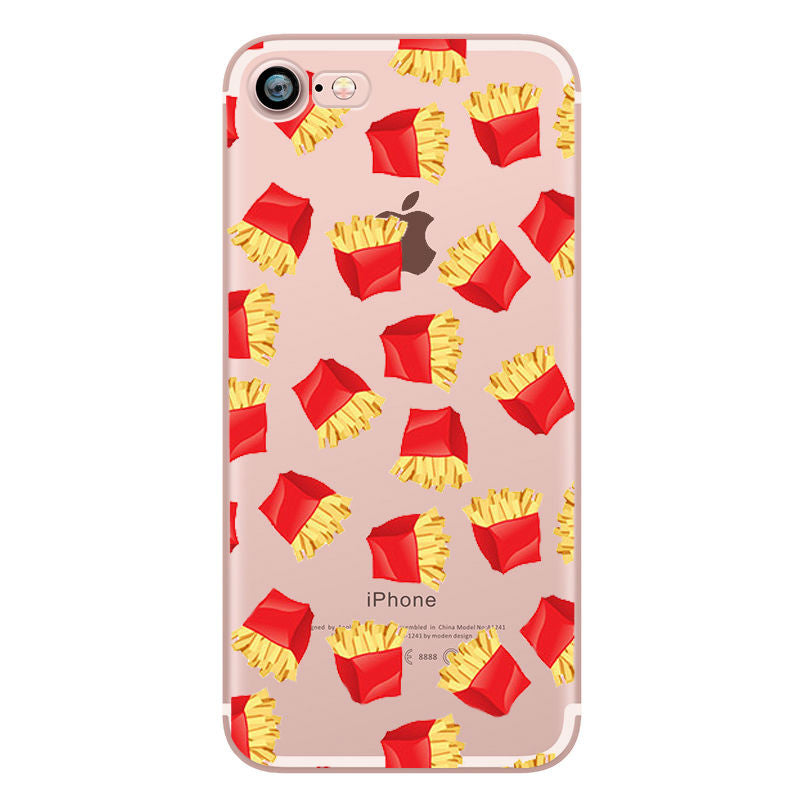 Snacks Galore I Phone Cell Case | Shop Elettra |