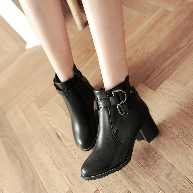 Starling Ankle Boots | Shop Elettra |