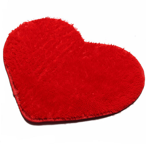 Heart Shag Rug | Shop Elettra |