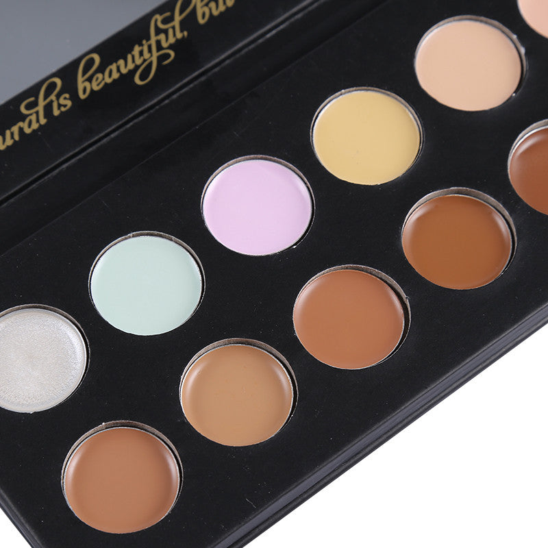 12 Color Concealer Palette | Shop Elettra |
