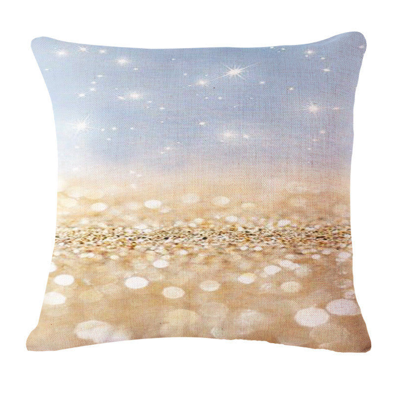 Glitter Gleam Boho Throw Pillow Cover | Shop Elettra |