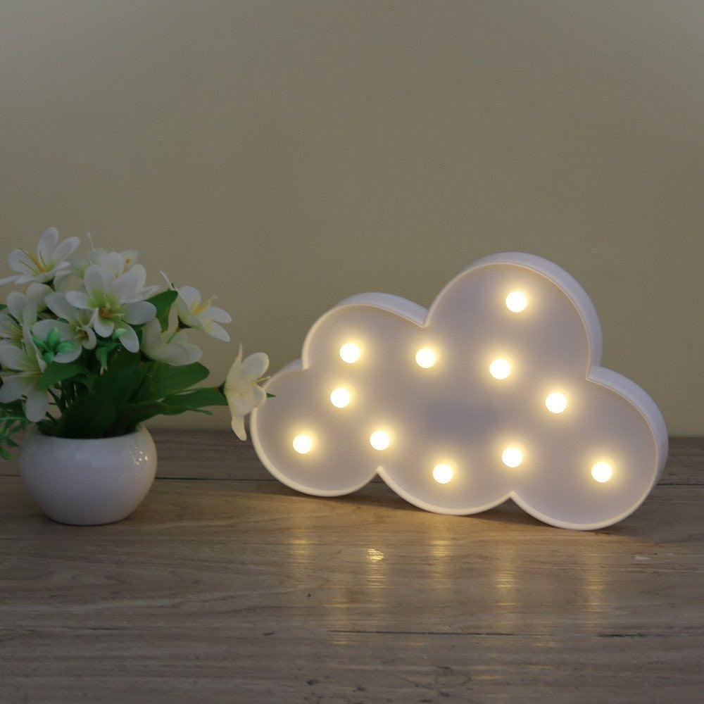 LED Cloud Lamp | Shop Elettra |