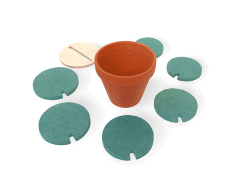 Creative Detachable Cactus Coaster | Shop Elettra |