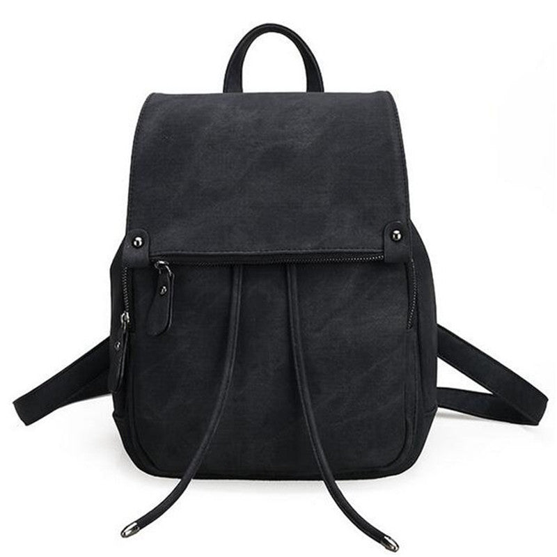 Thea Leather Backpack | Shop Elettra |