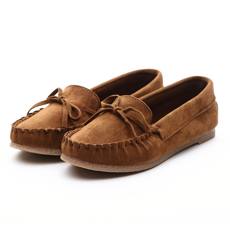 Pufton Moccasin Shoes | Shop Elettra |