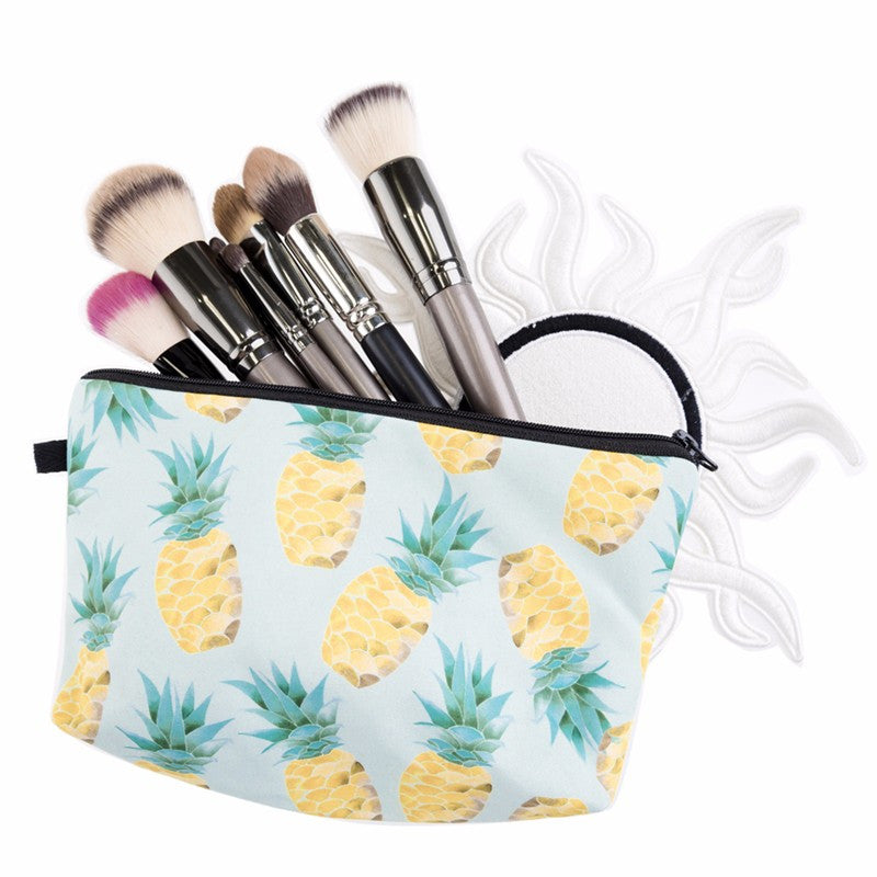Printed Cosmetic Case | Shop Elettra |
