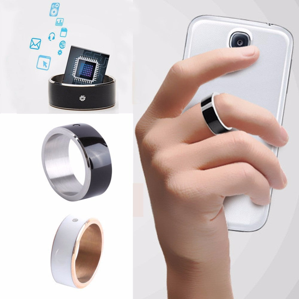 Smarty Smart Finger Ring for Android Bluetooth | Shop Elettra |