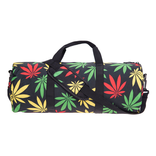 Marijuana Duffel Bag | Shop Elettra |