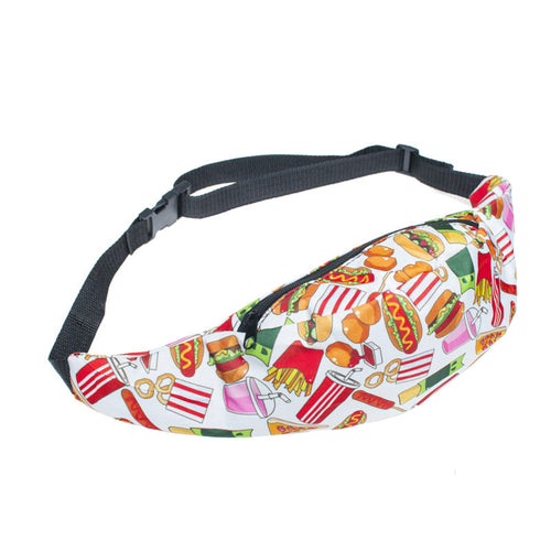 Junk Food Queen Fanny Pack | Shop Elettra |