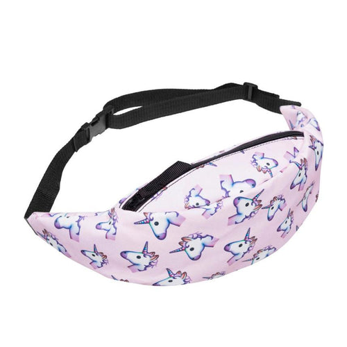 Unicorn Fanny Pack | Shop Elettra |