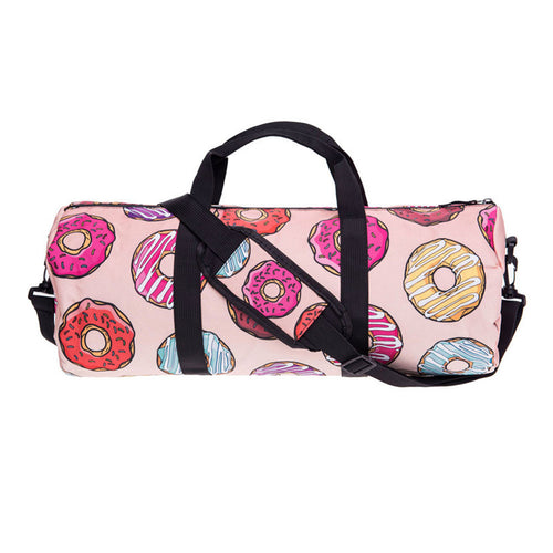 Donut Diva Gym Duffel Bag | Shop Elettra |