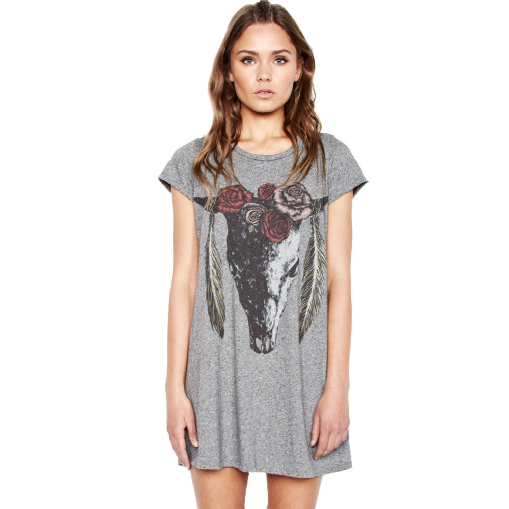 Bull and Roses Top | Shop Elettra |