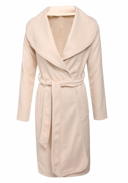 Denise Belted Trench Coat | Shop Elettra |
