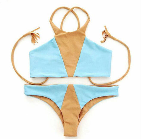 Triangle Brazilian Bikini Set