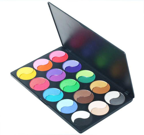 30 Color Matte Eye Shadow Palette | Shop Elettra |