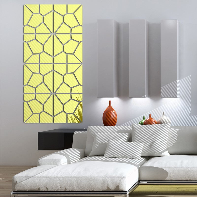 Mirror Image Wall Decal | Shop Elettra |