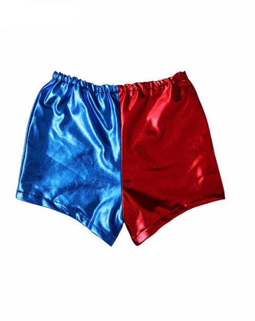Harley Quinn Shorts Suicide Squad Cosplay Costume | Shop Elettra |