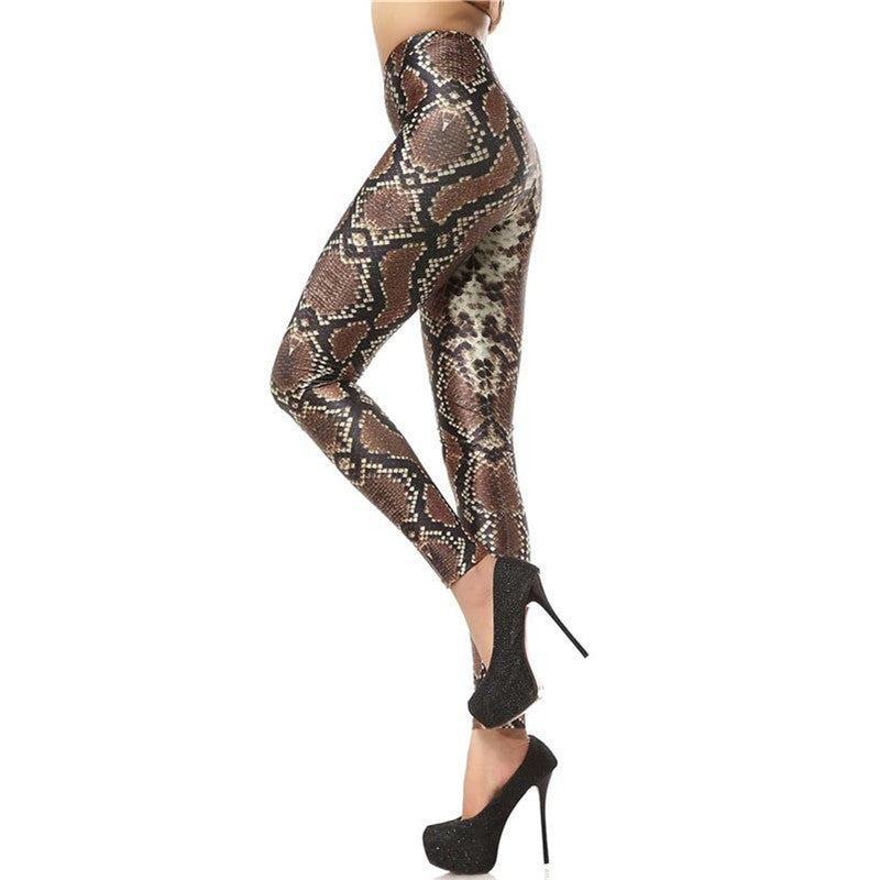 Python Leggings | Shop Elettra |