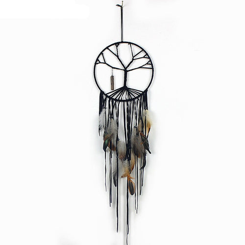 Nadine Tree Feather Dream Catcher | Shop Elettra |