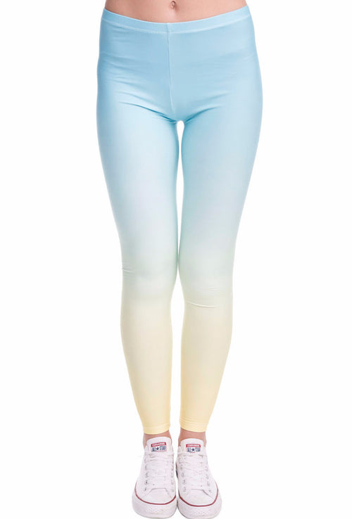 Iced Gradient Leggings | Shop Elettra |
