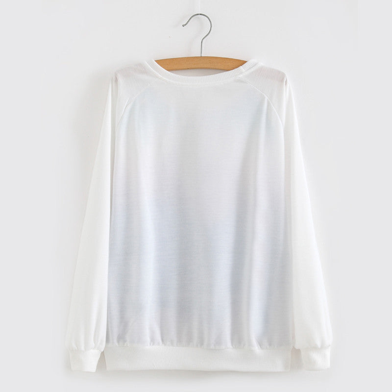 Clouds Pullover Sweatshirt | Shop Elettra |