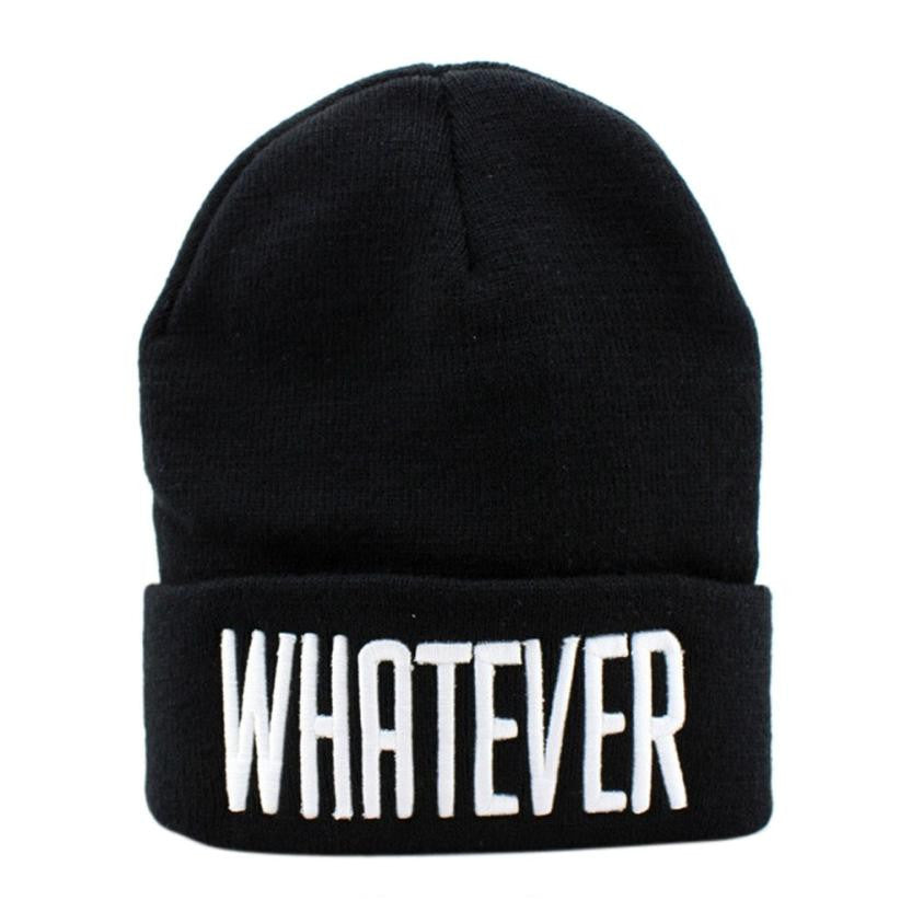 Whatever Knit Beanie Hat | Shop Elettra |