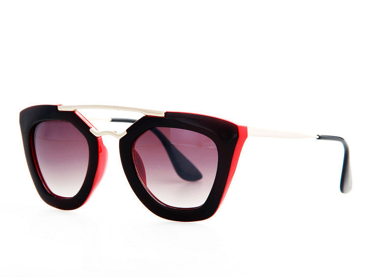 Ombre Tinted Sunglasses | Shop Elettra |