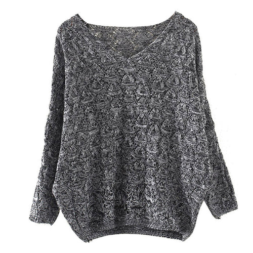 Knit Batwing Sweater | Shop Elettra |