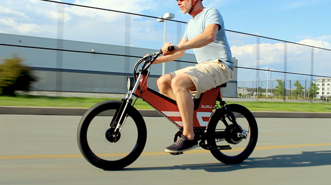 The Ebike is The Ultimate Last Mile Solution