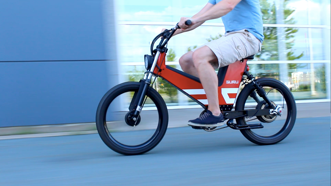 Electric Bikes Made in Canada